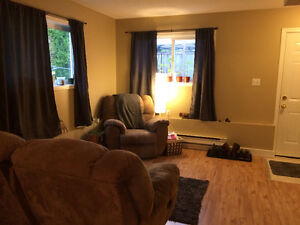 One Bedroom Furnished Suite for Rent