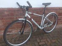Dawes 601 hybrid bike