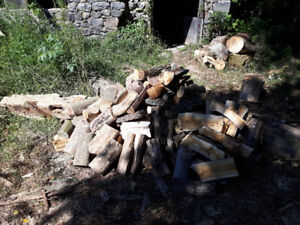 Mixed firewood $100 a truckload. Possible. Free delivery