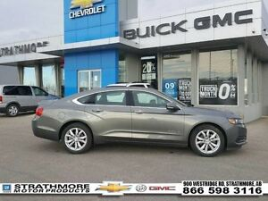 2016 Chevrolet Impala 2LT-V6-Back up alert  Camera-Remote start