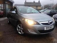 2011 (11) Vauxhall Astra 1.4i 16v VVT (100ps) SRi (Finance Available)