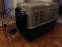 Dog crate kennel airline approved