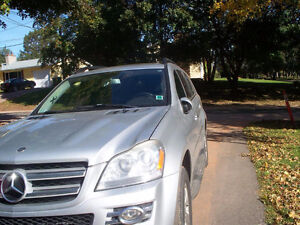 2007 Mercedes-Benz GL-Class 320 CDI SUV, Crossover