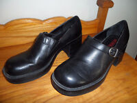 HARLEY WOMEN'S SHOES - WORN ONCE