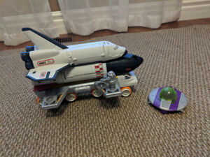 MatchBox Mega Space Shuttle Toy Set