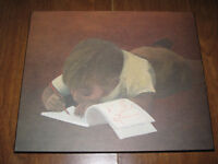 PICTURE-BOY DRAWING