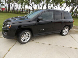 2014 Jeep Compass Limited SUV, Crossover