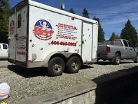 Mobile Dog Grooming Trailer for sale - $15900.00