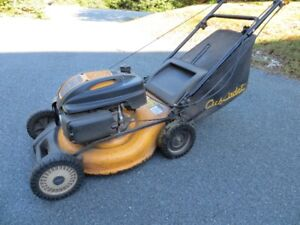 Lawnmower and Gas trimmer