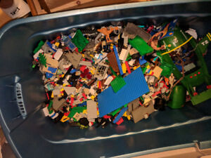 Lego and other miscellaneous toys
