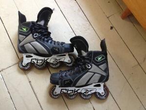 Reebok 4K Roller Hockey Skates