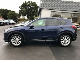 Mazda 5 2.2D 2WD SPORT 150PS (blue) 2013