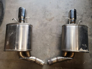 CTS-V CORSA EXHAUST