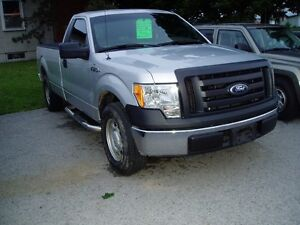 2010 FORD F150 REG CAB V8 8 FT BOX EXCELLENT CONDITION!