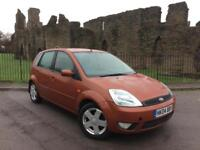 2004 (04) Ford Fiesta 1.4 Ltd Flame ** New Mot Issued on Purchase **