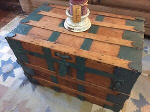 Rustic Chest or Blanket Box
