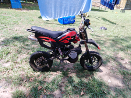 50cc dirtbike Acacia Ridge Brisbane South West Preview