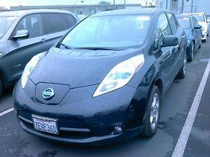 2014 Nissan Leaf SV / Bose