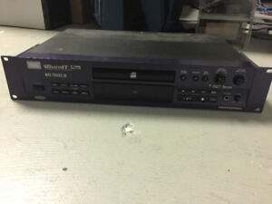 HHB CDR830 BURN IT PLUS COMPACT DISC RECORDER