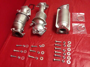 Fit Honda Odyssey Compete System Catalytic Converter 2005-2010