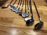 Ten Golf Dunlop Sticks condition: used