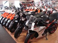 2016 KTM's Now In Stock / 2015 KTM & Marine Blowout!