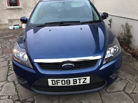 Ford Focus 2008 1.8 tdci Zetec ( facelift model)