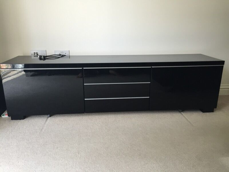 Ikea besta burs tv unit bench in grays essex gumtree - Meuble tv ikea besta burs ...