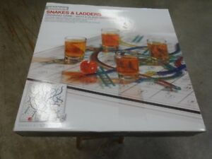 Snakes and Ladder drinking board game