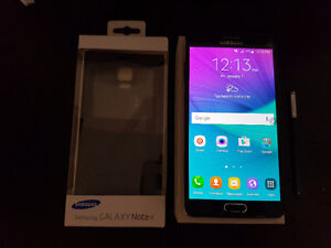 Samsung Galaxy Note 4 32GB Bell/Virgin Mobile