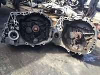 RENAULT GEARBOX 1.5 DCI DIESEL 2003-2008 MEGANE CLIO SCENIC X 2 AVAILABLE JR5103