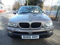 BMW X5 3.0d 2005MY SE 3 MONTHS WARRANTY 12 MONTHS MOT FULL SERVICE HISTORY++++++
