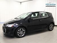 2018 Chevrolet Sonic RS - Sunroof, Alloys, Heated Seats, Backup