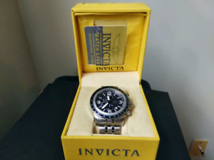 Invicta watch excellent shape!