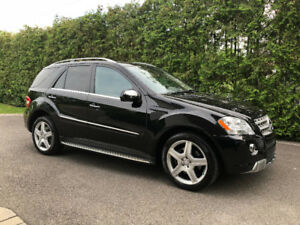 Mercedes Benz 2010 ML 550