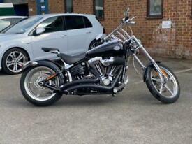 2008 Harley-Davidson FXCWC 1584cc FXCWC ROCKER C MOTORCYCLE Petrol Manual