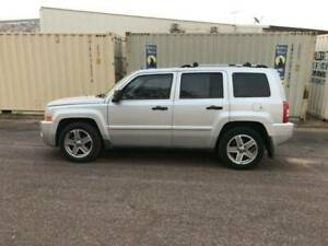 Jeep Patriot Auto SUV 3 Month Rego Winnellie Darwin City Preview