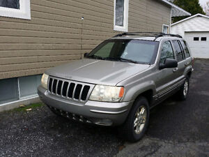2000 Jeep Grand Cherokee Cuir V8 4.7L