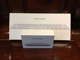 APPLE MAGIC KEYBOARD 2 AND MAGIC MOUSE 2 (BRAND NEW)