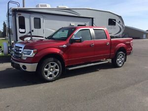 2013 Ford F-150 King Ranch 4x4 full crew cab