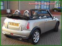 2008 (08) Mini 1.6 Cooper Convertible