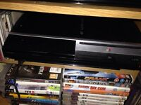 PS3 with ten games