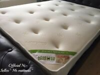 💚💚💚 AUTHENTIC 1000 POCKET MEMORY MATTRESSES - 5 STAR REVIEWS - OFFICIAL NI SELLER 💚💚💚