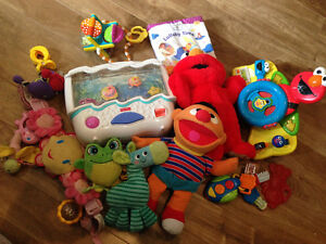 Various baby toys, best offer