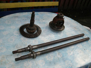 AMC M20 12 Bolt Differetial parts 3:15 gears 1971 Javelin