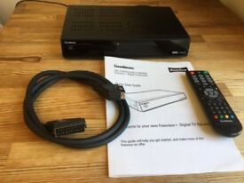 Goodmans Freeview + digital tv recorder
