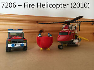 Lego City Firefighters