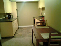 Sherwood Estates 1 Bedroom Basement Suite
