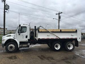 Freightliner Gravel Truck