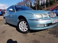 ROVER 75 TOURER( BMW DIESEL ENGINED ESTATE CAR)MOT MARCH 18+SUPERB FAMILY CAR